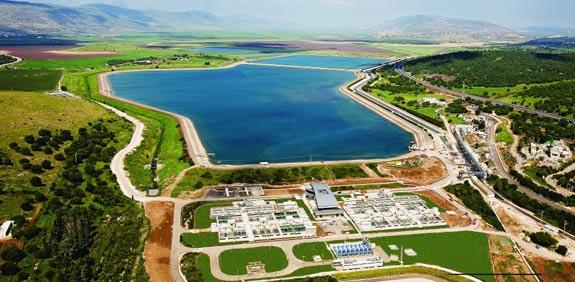 צפו: כיצד מחברים את הערבה התיכונה למערכת המים הארצית?